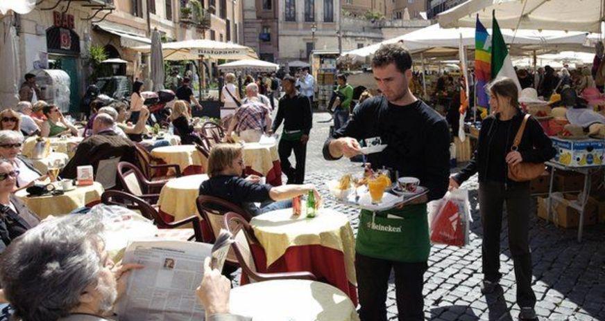 let the Italians teach you drink coffee