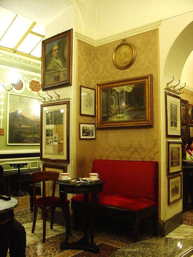 Antico Caff Greco 02